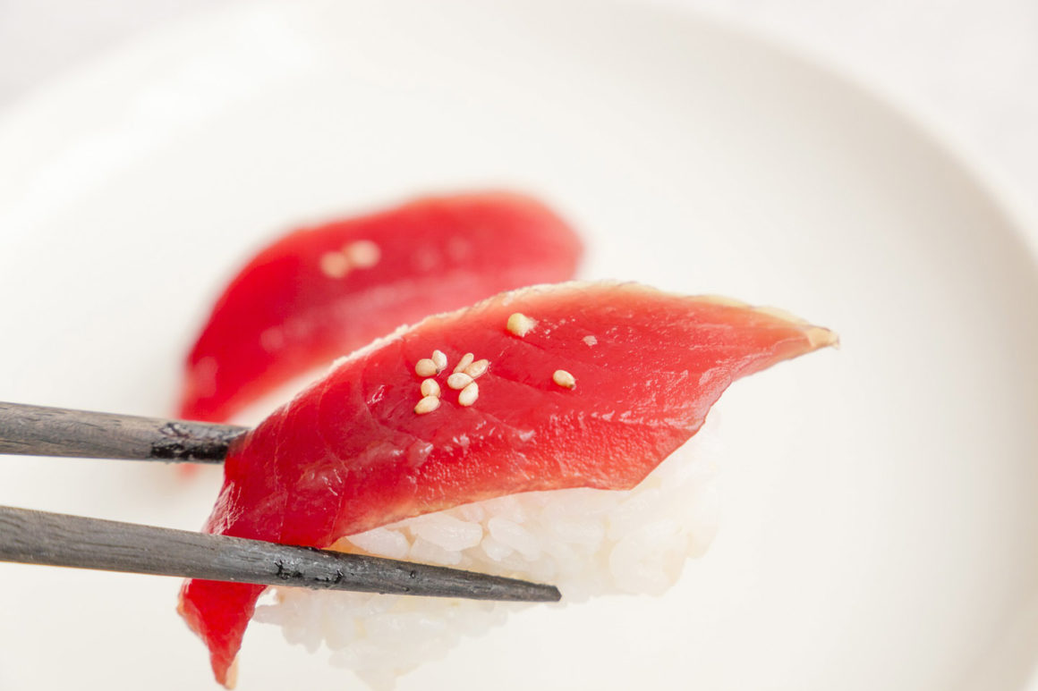 Our Leanest Cut of Tuna!